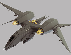 3D Space Fighter MK 1