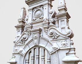 Design Architectural Door Head 3D model
