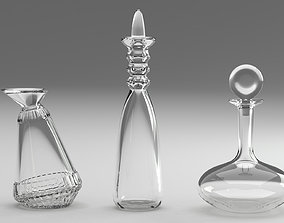 Baccarat accessory 2 3D cocktail