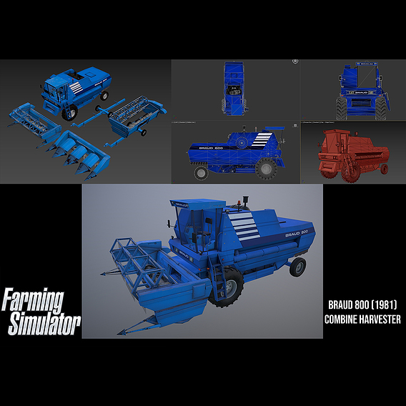 Farming Simulator Mod Vehicle 1