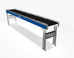 Conveyor - Zipline BZPDC 3D