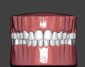 3D asset mouth