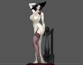 3D printable model DIMITRESCU LADY RESIDENT EVIL 8 2