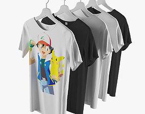 3D T-shirt supermarket
