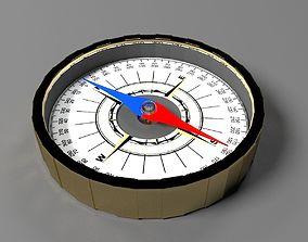Compass 3D west