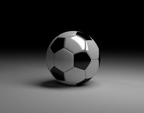 team 3D Soccer ball