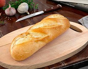 baguette 05 AM150 3D