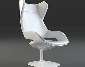 3D model Evolution Chair of Zanotta