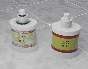 3D asset Hand Sanitizer