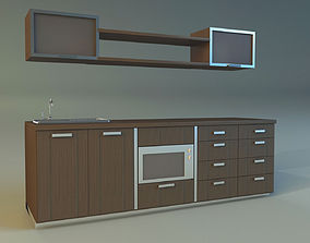 lower Kitchen 3D model
