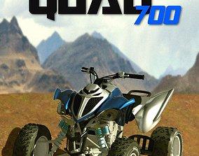 Quad 700 3D model