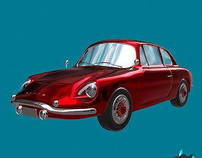 ALPINE GT4 1969 CAR 3D model