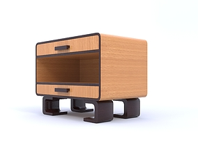 Nightstand 3D electronics