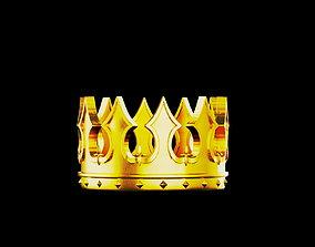 Saber Crown fate fan art 3D print model