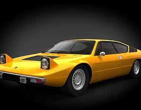 Lamborghini Urraco P300 3D