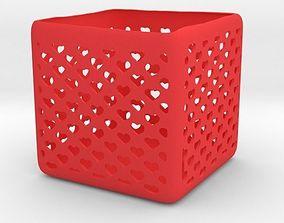3D printable model Hearts Box
