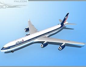rigged Falcon3D A340-600 Air Transat