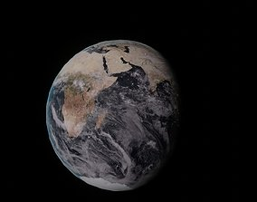 3D asset realtime Earth