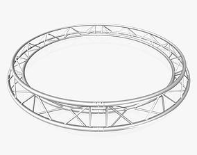 3D Circle Triangular Truss Full diameter 300cm
