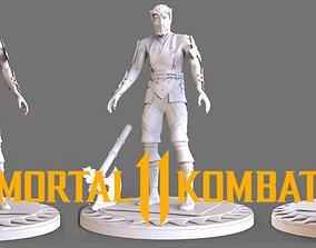 3D printable model Sub Zero MK11