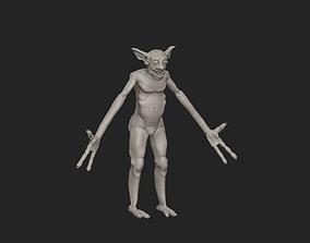 Goblin 3D asset