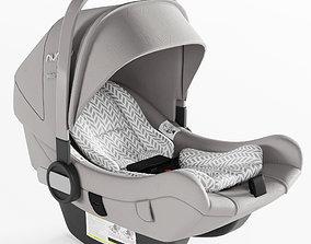 baby PIPA NUNA Car Seat 3D model