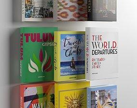Books 10 3D