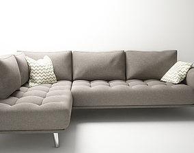 Sofa 3D print model