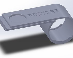 3D print model Postal Stamp Dispenser