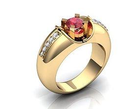Golden Ring BK379 3D printable model