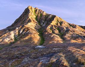 3D model Green Mountain