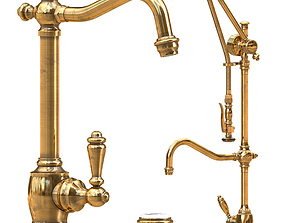 Waterstone faucets 3D
