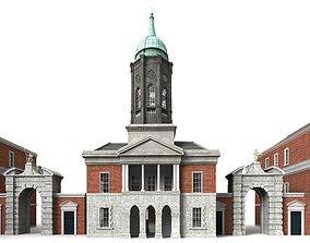 Dublin Castle 3D