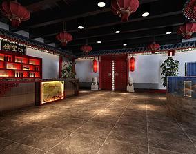 Lobby 012 3D model