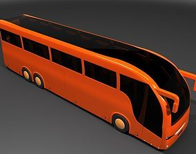 Concept Bus 3D model