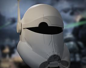 3D printable model Crosshair helmet - The Bad Batch - 5