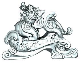 3D printable model Quod Xiu notre