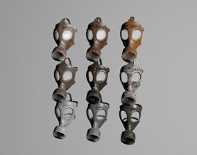 3D asset Chemical mask