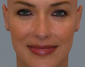 Sharon Stone 3D