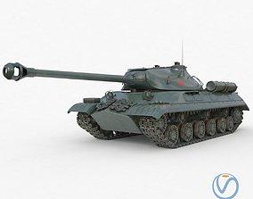 3D model Tank IS 3M Vray