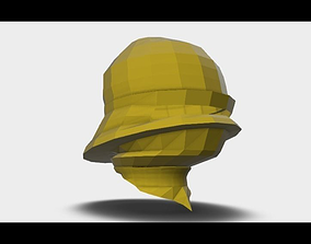 3D model Old Style Helm