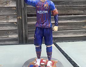 Lionel Messi News V2 Barcelone 2019 3d print