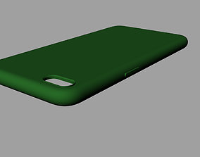 Iphone 8plus green case 3D model