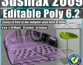 006 2 3ds max 2009 Editable Poly v 6 2 Italiano cd