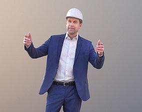 3D asset Lars 10436 - Talking Architect in Suit