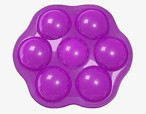 crush 3D Candy Purple