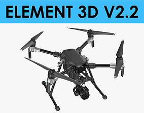 E3D - DJI Matrice 200 Drone