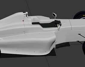 Tatuus Formula 4 T014 and Tatuus MSV F3 Package 3D model