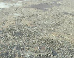 3D Arab Desert City