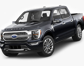 F-150 Limited 2021 3D